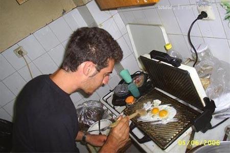 عکس های جالب و خنده دار از خوابگاه های دانشجویان ، www.irannaz.com