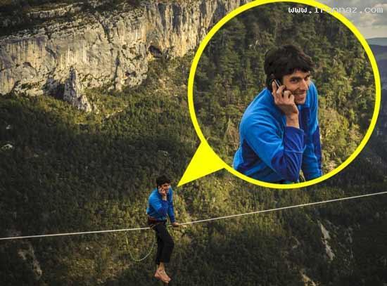 باور کنید این مرد شجاعترین انسان دنیاست (تصویری) ، www.irannaz.com
