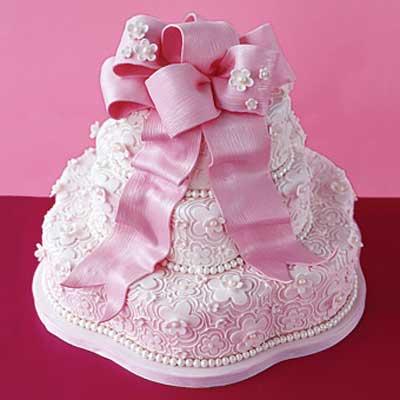 a280b52e5eb805097a815c8252645396 کیک عروسی   تزیین کیک عروسی   مدل کیک عروسی