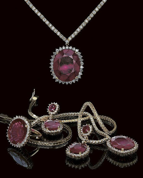 مدل های جواهرات زیبا و گران قیمت / تصویر